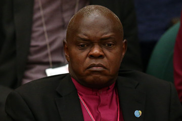 John Sentamu General Synod of the Church of England Visits London