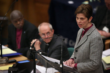 John Sentamu Justin Welby The Church Of England General Synod Meets Today