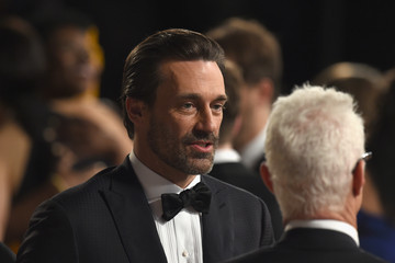 John Slattery Jon Hamm The 22nd Annual Screen Actors Guild Awards - Backstage and Audience