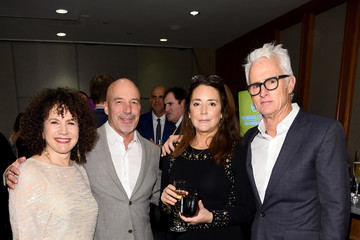 John Slattery Talia Balsam 2018 A Funny Thing Happened On The Way To Cure Parkinson's - Inside