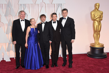 John Sloss Cathleen Sutherland Arrivals at the 87th Annual Academy Awards — Part 3