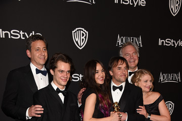 John Sloss Cathleen Sutherland InStyle And Warner Bros. Golden Globes Party — Part 2