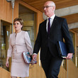 John Swinney Scotland's First Minister Delivers Her Programme For Government