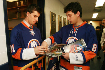 Alex Silverman John Tavares Press Conference