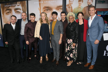 John Taylor Premiere Of Amazon Prime Video's 'Chasing Happiness' - Red Carpet
