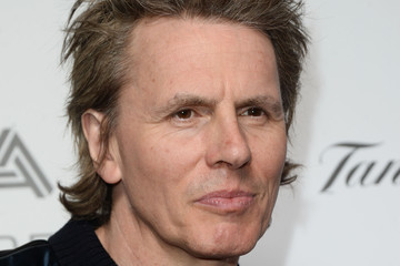 John Taylor Warner Music Group's Celebration For The 58th Annual Grammy Awards - Arrivals