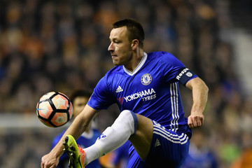 John Terry Wolverhampton Wanderers v Chelsea - The Emirates FA Cup Fifth Round