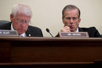 John Thune Senate Commerce Committee Holds Hearing On Consumer Data Privacy