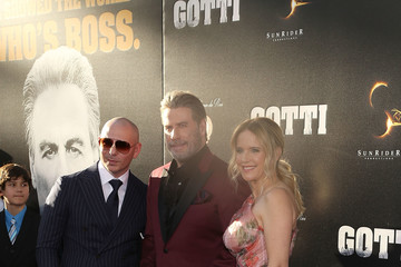 John Travolta 'Gotti' New York Premiere