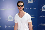 Actor Jason Behr attends John Varvatos 10th Annual Stuart House Benefit Presented by Chrysler, at John Varvatos Los Angeles on March 10, 2013 in Los Angeles, California.