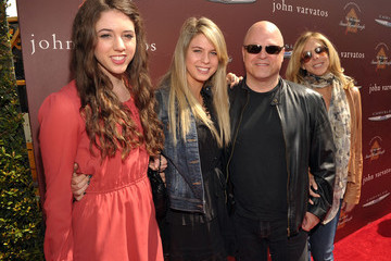 Odessa Chiklis John Varvatos 9th Annual Stuart House Benefit Presented By Chrysler And Hasbro - Red Carpet