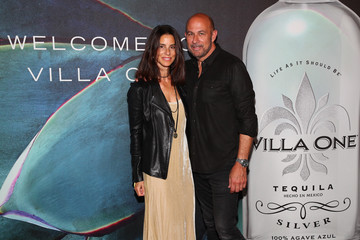 John Varvatos Joyce Varvatos John Varvatos Villa One Tequila Launch Party