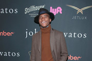 Hip-hop artist Lecrae attends the JVxNJ Launch Event at the Angel Orensanz Foundation on January 27, 2018 in New York City.