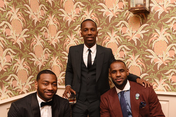 John Wall Remy Martin and Klutch Sports Group Toast Their All Stars In New Orleans