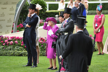 John Warren Royal Ascot 2017 - Day 5