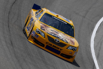 John Wes Townley Chicagoland Speedway: Day 1