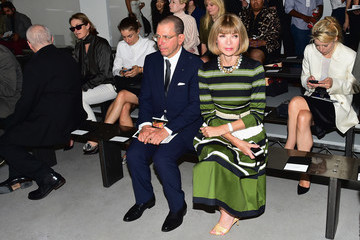 Johnathan Newhouse Calvin Klein Collection - Front Row - Mercedes-Benz Fashion Week Spring 2015