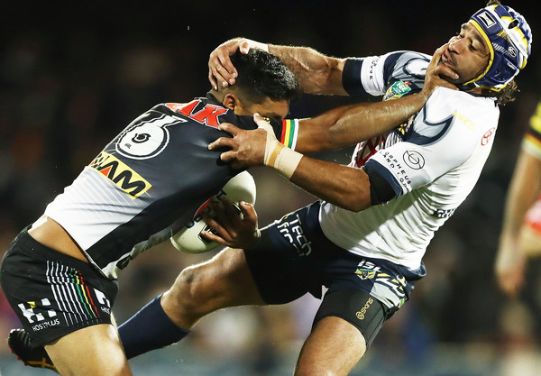 NRL Rd 9 - Panthers Vs. Cowboys []