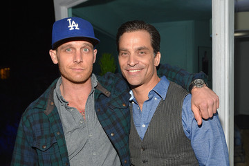 Johnathon Schaech Casper LA Launch Party