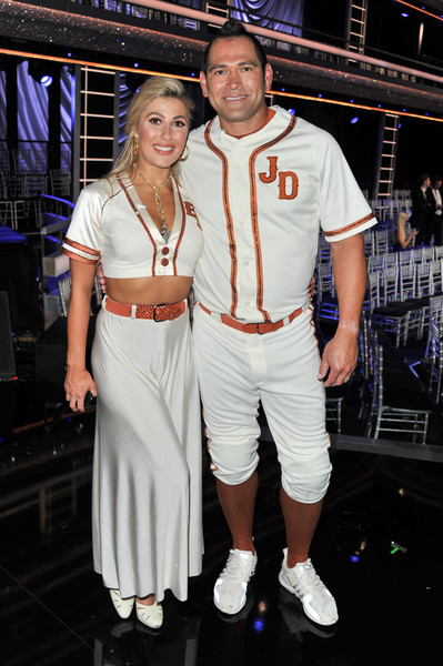 ABC's 'Dancing With The Stars: Athletes' Season 26 - April 30, 2018 - Arrivals