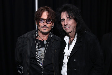 Johnny Depp Alice Cooper 2020 Getty Entertainment - Social Ready Content