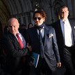 Johnny Depp Johnny Depp Appears At The High Court In London