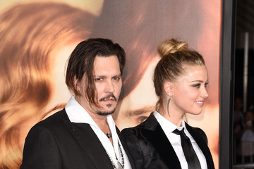 Johnny Depp Premiere of Focus Features' 'The Danish Girl' - Arrivals
