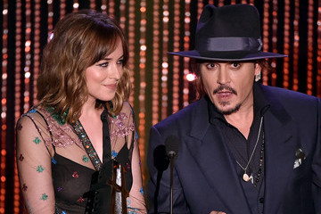 Johnny Depp 19th Annual Hollywood Film Awards - Show