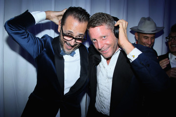 Johnny Dynell amfAR Milano 2016 - After Party
