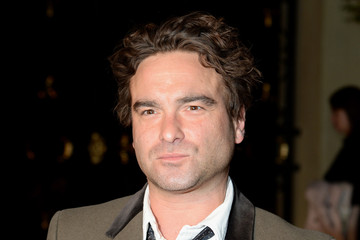 Johnny Galecki Burberry 'London In Los Angeles' Event - Red Carpet
