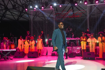 Johnny Gill Aretha Franklin Tribute Concert