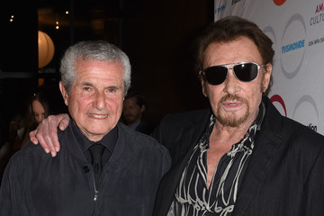 Johnny Hallyday Colcoa French Film Festival Opening Night In Los Angeles