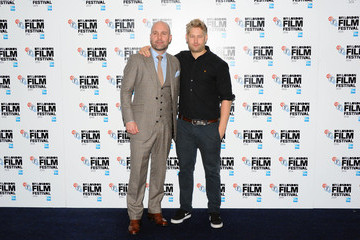 Johnny Harris The BFI London Film Festival Press Launch