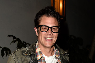 Johnny Knoxville W Magazine Celebrates The 'Best Performances' Portfolio And The Golden Globes With Cadillac And Dom Perignon