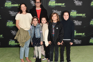 Johnny Knoxville Premiere Of Disney Channel's 'Kim Possible' - Arrivals