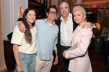 Johnny Knoxville Jennifer Meyer Celebrates First Store Opening in Palisades Village At The Draycott With Gwyneth Paltrow And Rick Caruso