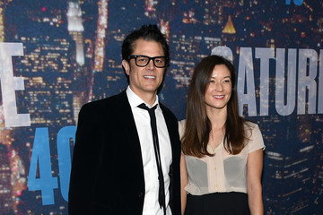 Johnny Knoxville SNL 40th Anniversary Celebration
