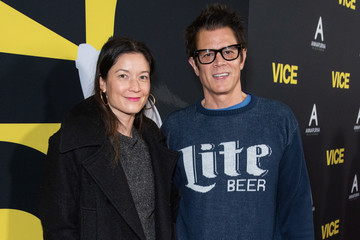 Johnny Knoxville Annapurna Pictures, Gary Sanchez Productions And Plan B Entertainment's World Premiere Of 'Vice' - Red Carpet