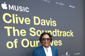 Johnny Mathis Apple Music Los Angeles Premiere of 'Clive Davis: The Soundtrack of Our Lives'