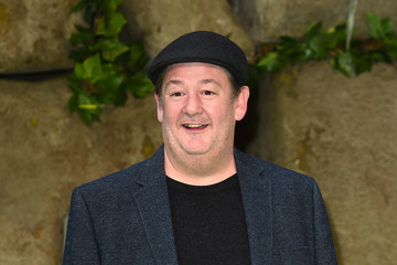 Johnny Vegas 'Early Man' World Premiere - Red Carpet Arrivals