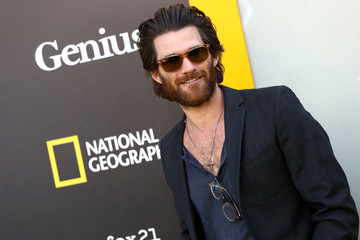 Johnny Whitworth National Geographic's Premiere Screening of 'Genius' in Los Angeles