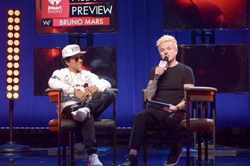 Jojo Bruno Mars iHeartRadio Album Preview At The iHeartRadio Theater