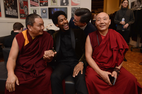 32nd Annual Tibet House US Benefit Concert & Gala - Backstage