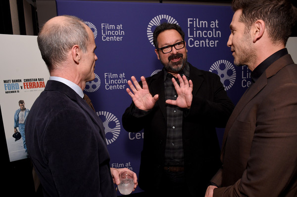 Film Society Of Lincoln Center Hosts Screening Of 'Ford v Ferrari'