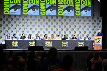Jon Cryer 2019 Comic-Con International - 'Arrow' Special Video Presentation And Q&A