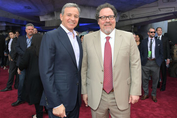 Jon Favreau Stars And Filmmakers Attend The World Premiere Of 'Solo: A Star Wars Story' In Hollywood