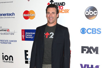 Jon Hamm Hollywood Unites For The 4th Biennial Stand Up To Cancer (SU2C), A Program Of The Entertainment Industry Foundation (EIF) - Arrivals