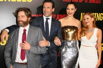 Jon Hamm Premiere of 20th Century Fox's 'Keeping Up With the Joneses' - Arrivals