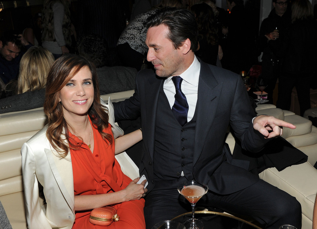 Kristen Wiig & Jon Hamm Friends With Kids Screening | POPSUGAR Love ...