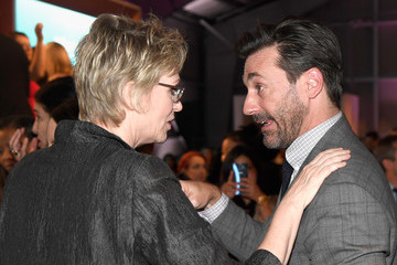 Jon Hamm The Hollywood Reporter's Annual Women In Entertainment Breakfast In Los Angeles